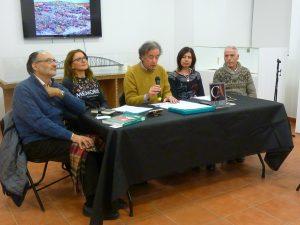 Tertulia Culturarte en Cullera (Valencia) sobre Lozano.